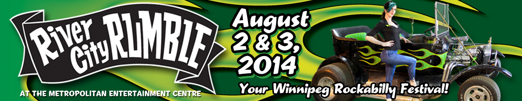Winnipegs Annual Rockabilly Weekender